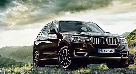 New BMW X5 shuttle services in johannesburg