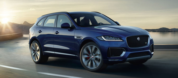 Jaguar Fleet with Future Express Airport Transfers and Shuttle Services