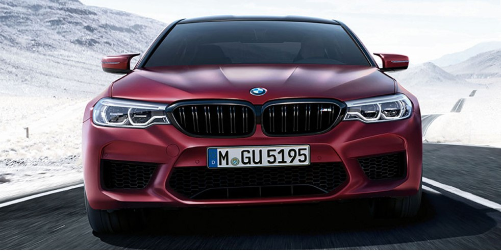 New BMW M5 with Future Express - BMW M Festival