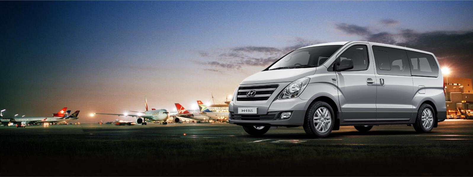 Hyundai H1 specs & review with Future Express Our Fleet Image